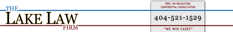 Personal Injury Lawyer in Atlanta, GA – The Lake Law Firm